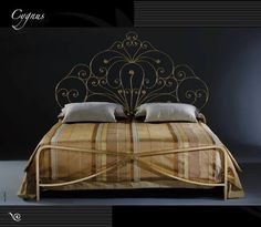 Wrought Iron Bed 06