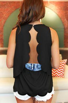 Women's Tops | uoionline.com: Women's Clothing Boutique SUPER CUTE!
