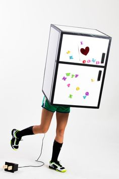 The Most Creative and Original 2012 Halloween Costumes from Pratt Students Photo