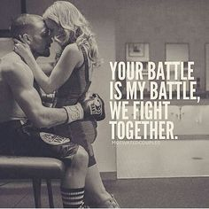 Your Battle Is My Battle