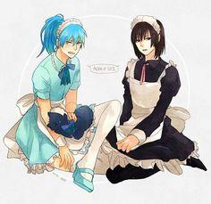 Aoba & Sei <3