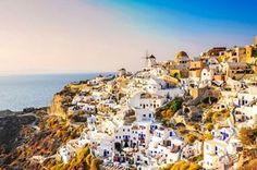 Santorin, diese wundervolle Insel in Blau und Weiß - wer kennt sie nicht und wer träumt nicht davon sie zu bereisen?