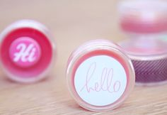 Natural DIY Beauty Products | Homemade EOS Lip Balm | DIY Projects & Crafts by DIY JOY at http://diyjoy.com/diy-eos-lip-balm-recipe