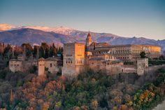 Spanien: Alhambra in Granada