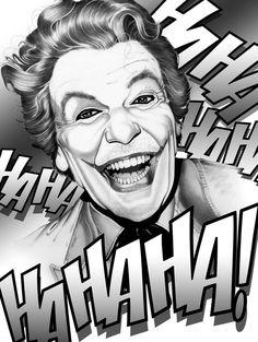 66' Joker Revised by corysmithart on DeviantArt