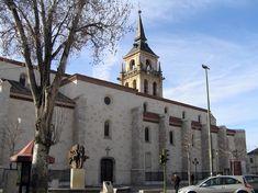 Catedral-Magistral de los Santos Justo y Pastor - Portal Fuenterrebollo