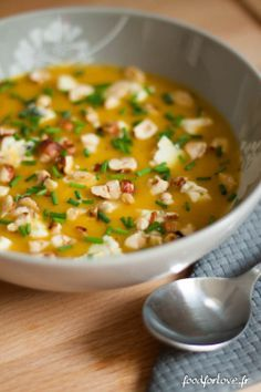Food for Love Soup Recipes, Diet Recipes, Vegetarian Recipes, Cooking Recipes, Healthy Recipes, Saint Agur, Healthy Food Alternatives, Vegan Dishes, No Cook Meals