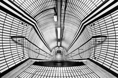 Underground vortex by Xavier BEAUDOUX, via 500px