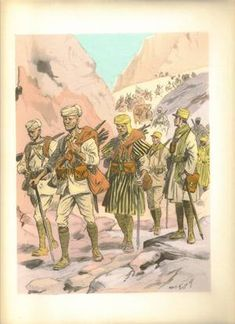 LES UNIFORMES DE L'ARMEE FRANCAISE, 1935 - collmili95's blog - Skyrock.com Troops, Soldiers, French Colonial, Napoleon Iii, French Army, Lest We Forget, Art Graphique, Ww2, Vintage World Maps