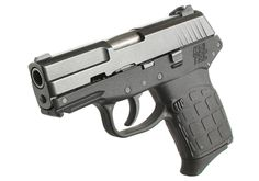 Hubs brought this home for me today as part of my birthday present...Kel Tec PF-9.  So goes the life of a LEO wife...<3