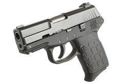World's thinnest lightest 9mm production pistol.