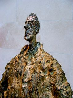 Bust of Diego - Giacometti    Nasher Sculpture Center, Dallas, TX