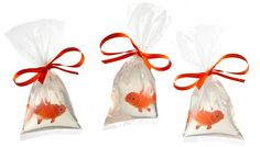 The Spoon Sisters Pet Fish Soap in a Bag