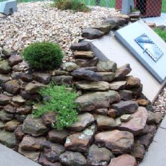 Planning on putting in a storm shelter and looking for landscaping ideas.....