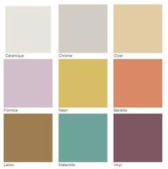 nuancier intensment couleur zolpan esprit vintage infiniment zolpan edition 2 nuancier couleurs