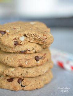 Cookies à l'okara d'amande Megalow Food 2