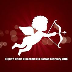 Cupid's Undie Run comes to Boston - Fun Run for a Great Cause! -2016