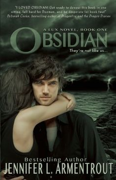 Obsidian (Lux Series #1) Currently reading. If you like damsel in distress books and paranormal romance...you MUST read this! The writing style is awesome!