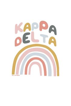 Shop all your favorite KD sorority gifts, jewelry and merch at www.alistgreek.com! #sororitygraphic #sororitywallpaper #gogreekgraphic #kappadelta #kd #kaydee