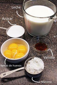 1/2 taza de azúcar granulada 1/2 cucharadita de Chilean Recipes, Chilean Food, Coconut Cookies, Churros, Empanadas, Glass Of Milk, Biscotti, Pudding, Sweets