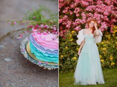 Magical Spring Styled Shoot