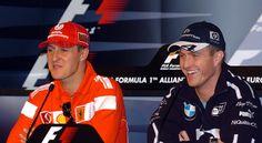 Michael & Ralf Schumacher
