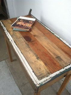 Industrial Upcycled Desk with Secret Compartment in Citrus Grove, Glendale, CA, USA ~ Krrb