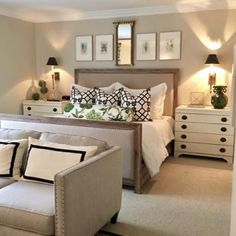 Love your home for decades because you can easily and affordably give your rooms a fresh new look. Bedroom Retreat, Love Your Home, Interior Design Tips, Timeless Design, Home Improvement, Flooring, Design Bedroom, Storage, Furniture