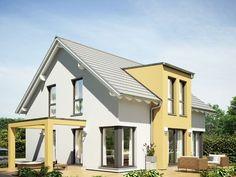 Unser EVOLUTION 143 V9.  #Haus #Fertighaus #Hausbau #Design #Architektur #Einfamilienhaus #House #BienZenker