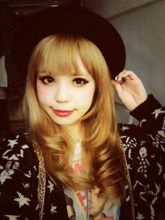 Seto Ayumi  -Hair cut inspiration