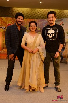 Akhil in 100 Days of Love Promotions