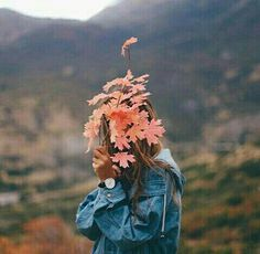 Картинка с тегом «autumn, girl, and fall»