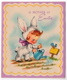 """""""To Mother on Easter"""""""