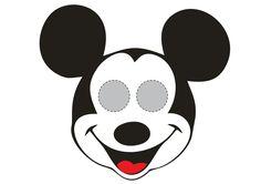 Mascara de Mickey