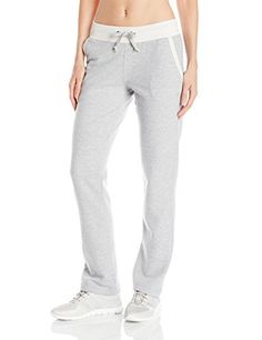 Women's Athletic Pants - Champion Womens Fleece Open Bottom Pant ** Check this awesome product by going to the link at the image.