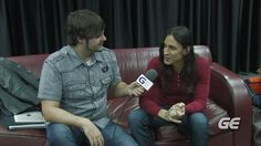 Backstage with Rihanna / Nuno Bettencourt