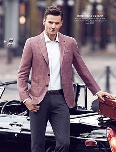 Farb-und Stilberatung mit www.farben-reich.com - Holt Renfrew Spring 2014 #Fashion // #men // #mensfashion