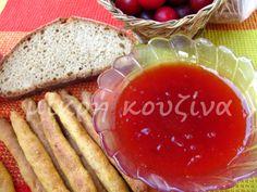 μικρή κουζίνα: Μαρμελάδα κορόμηλο (τζάνερα)