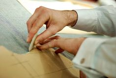 Permanent Style - a website about bespoke tailoring worldwide. A huge wealth of knowledge! Pattern Drafting Tutorials, Sewing Tutorials, Sewing Crafts, Bespoke Suit, Bespoke Tailoring, Tailoring Techniques, Sewing Techniques, How To Make Clothes, Glamour