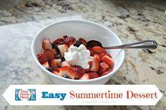 easy summertime dessert - 0 Weight Watchers Points!