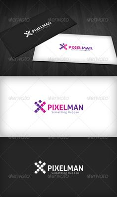 Pixel Man Logo is a designed for Any types of companies. It is made by simple shapes Although looks very professional. The final f
