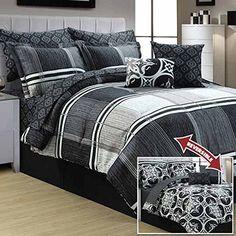 Amazon.com - Norwalk 10 Piece Comforter Set - Full -