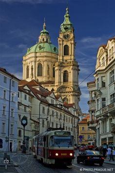 Kostel Sv Mikulase Prague
