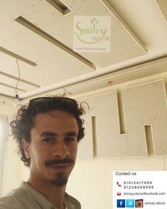 جبس بورد أجدد ديكورات الجبسبورد في مصر 2021 ديكور جبس بورد موردن Smiley, It Is Finished, Design, Smileys, Emoticon