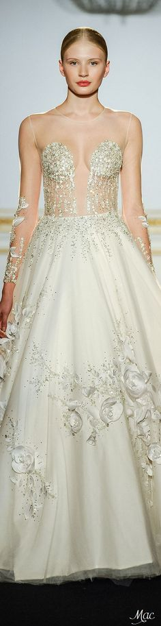 ceb9e1e9d2c Haute Couture Spring 2015 Dany Atrache · Beautiful GownsBeautiful ...