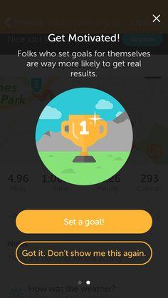 Run keeper app
