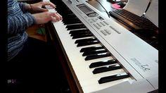 Moana - How Far I'll Go piano Instrumental (cover) - Karen Will Music