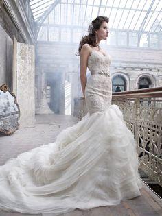 Lazaro, Wedding Dresses Photos by Lazaro