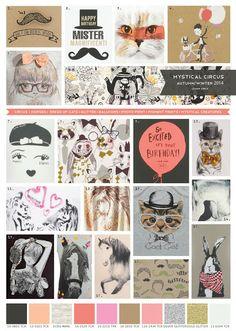 Emily Kiddy: Mystical Circus - Autumn/Winter 2014/15 - Older Girls Trend