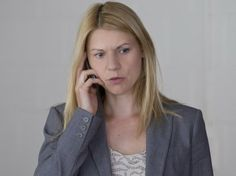 The delicate art of withholding, when it works (season 1) and when it doesn't (season 3) Claire Danes as Carrie Mathison in Homeland.
